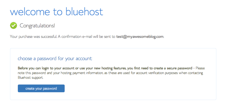 How To Install WordPress In Your Bluehost Account - 7