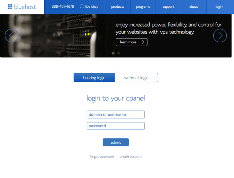 How To Install WordPress In Your Bluehost Account